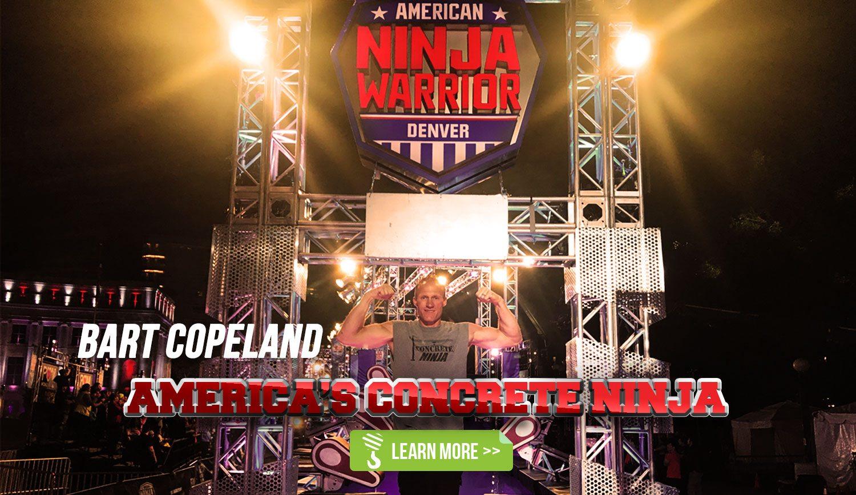 Bart Copeland America's Concrete Ninja