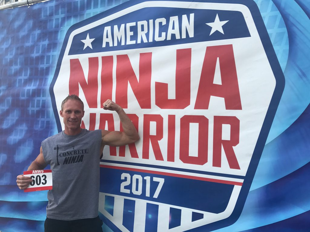 Bart Copeland American Ninja Warrior