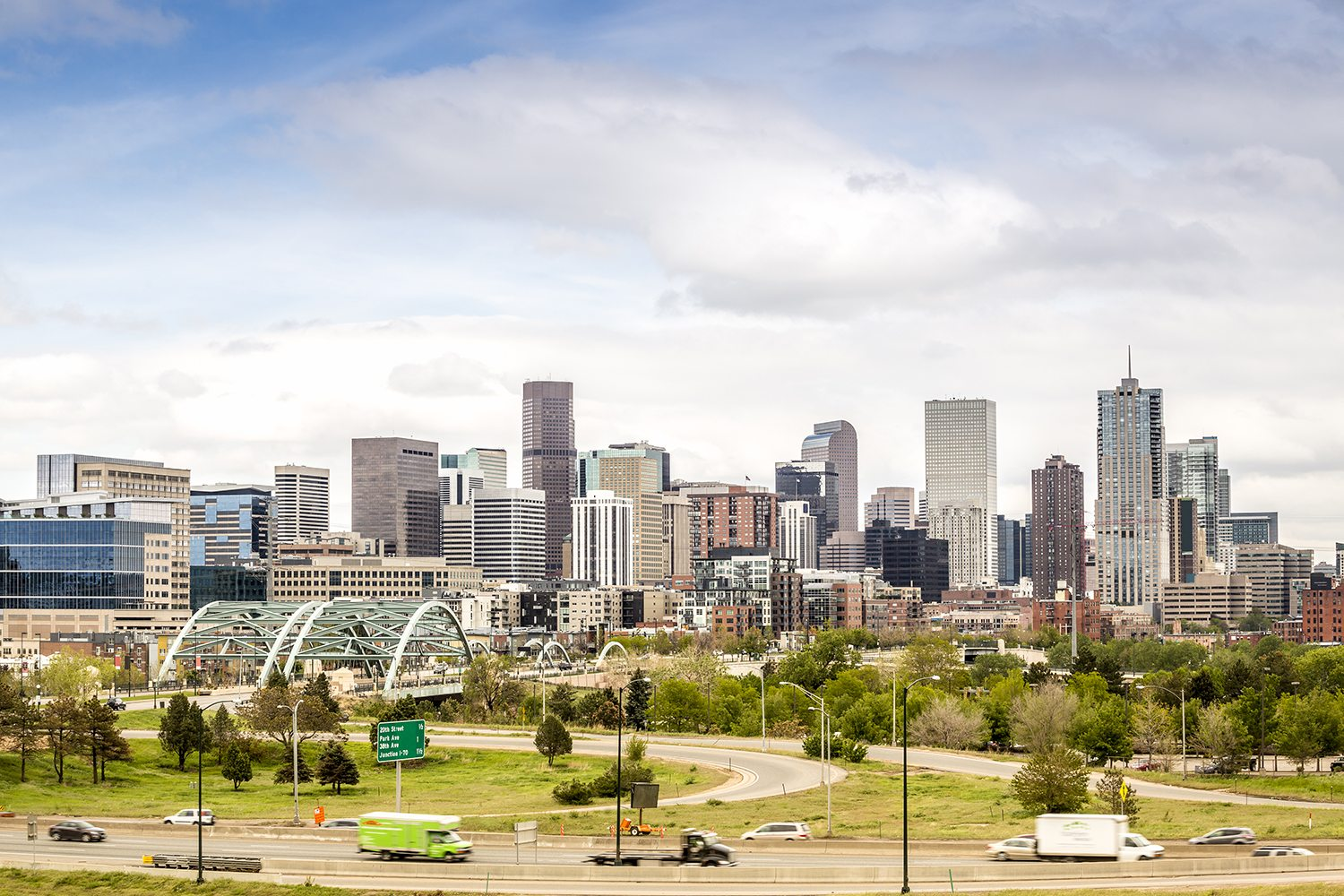 Denver City Skyline - Copeland Precast