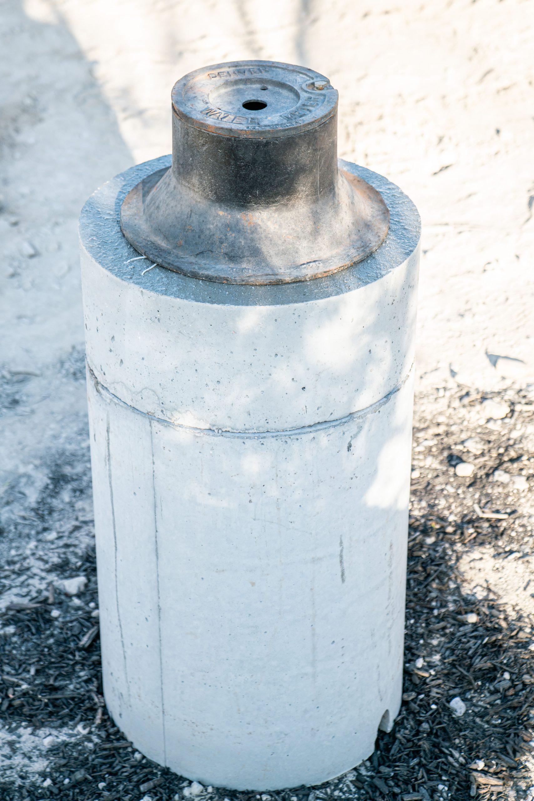 Water Meter Pits Vaults Copeland Precast